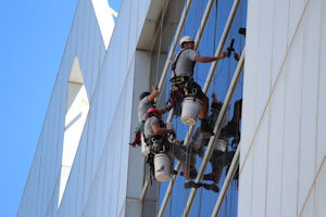 Window Cleaning Maintenance Program